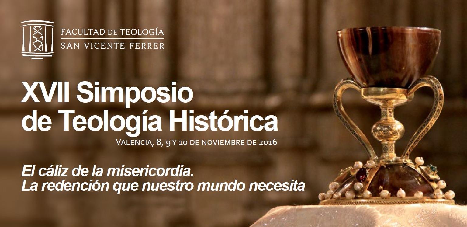 XVII Simposio de Teología en la Facultad de Teología San Vicente Ferrer de Valencia