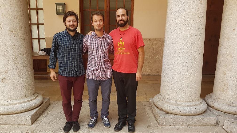 Nuevos Delegados Generales de Grado en Teología