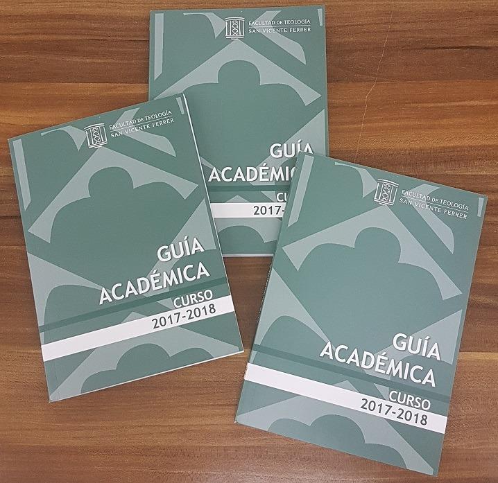 Nueva Guía Académica de la Facultad de Teología